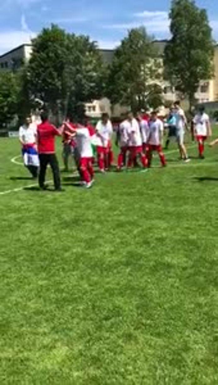FC Eintracht Landshut - SV Landshut-Münchnerau