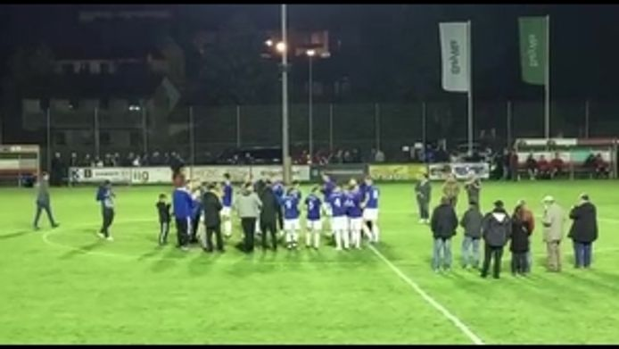 TSV Waldkirchen - SV Grainet, 0-2