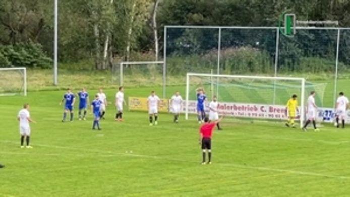 1. FC Viechtach I - SV Bischofsmais I, 2:1