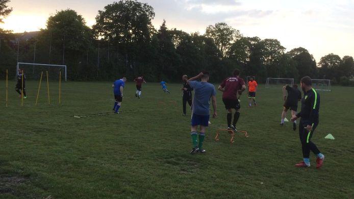 Training 2, 3:2