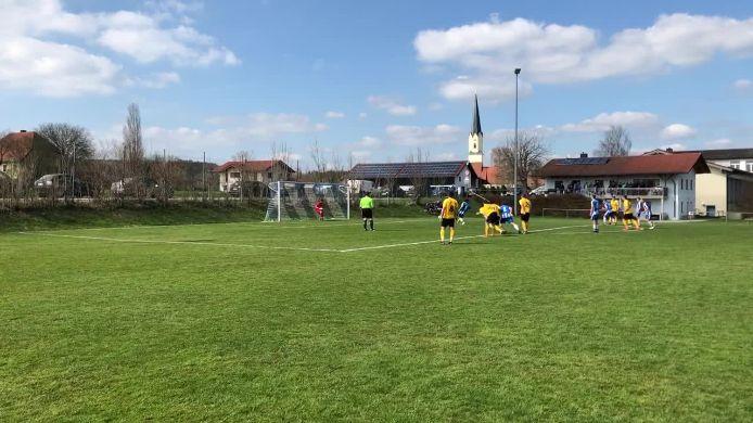 SV Waldhausen - FC Halfing