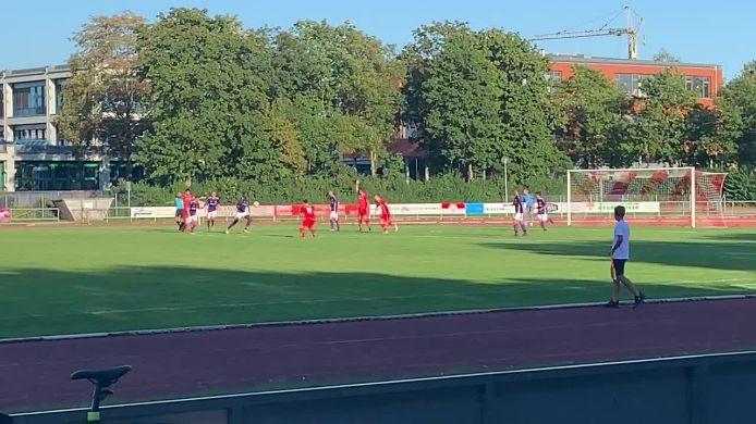 SV Mering - TSV Schwaben Augsburg.MOV