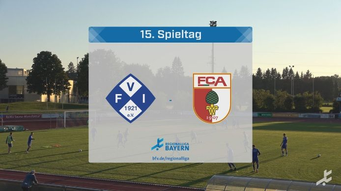 FV Illertissen - FC Augsburg II, 4:0