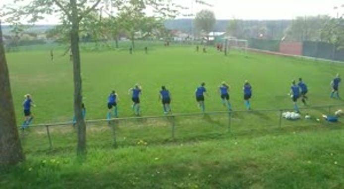 DJK Ensdorf - 1. FC Schwarzenfeld