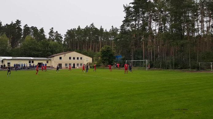 SV Pfaffenhofen - TV Eckersmühlen