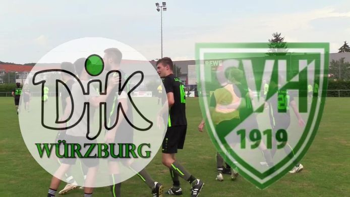 DJK Würzburg - SV Heidingsfeld II, 1:0