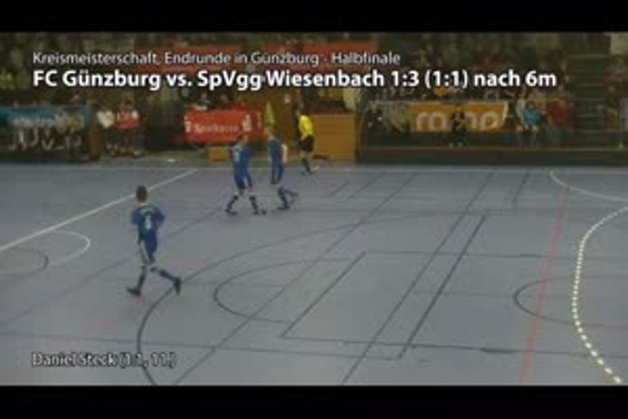 FC Günzburg vs. SpVgg Wiesenbach