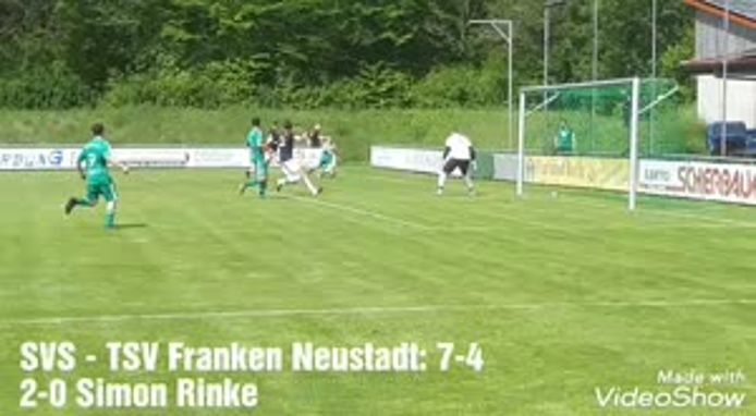 SV Steigerwald-Münchsteinach - SG TSV Neustadt/Aisch/Franken Neustadt I