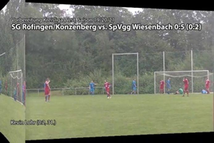 SGR vs. SpVgg, 0:5