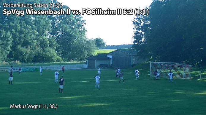 Wiesenbach II - Silheim II, 5:1