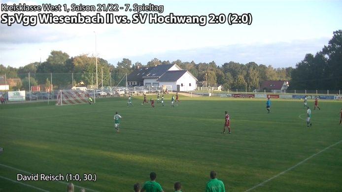SpVgg II vs. SVH, 2:0