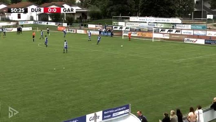 VfB Durach e.V. - 1.FC Garmisch-Partenkirchen