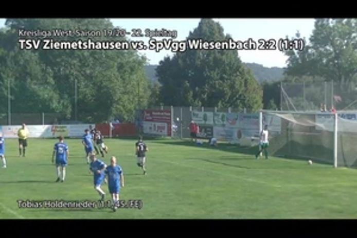 TSV vs. SpVgg, 2:2