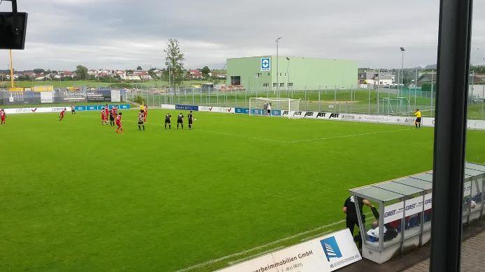 TSV 1874 Kottern II - TSV Pfronten