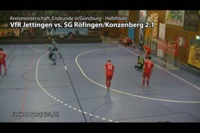VfR Jettingen vs. SG Röfingen