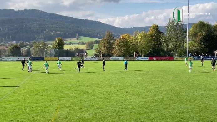 SV Arnbruck II - SV Bischofsmais II, 4:7