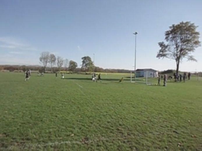 Eichenfeld Goal, 2:9