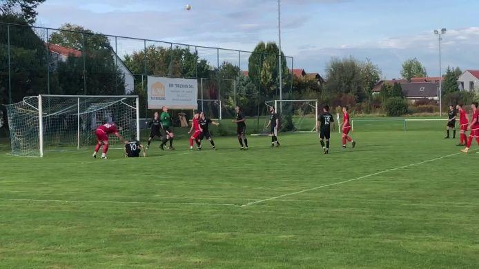 SV Hundszell - BC Uttenhofen, 0-1