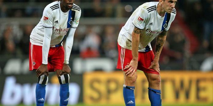 2. Liga: Hamburg rettet Punkt, Stuttgart patzt
