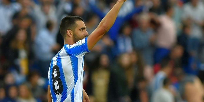 Primera Division: Real Sociedad springt an die Tabellenspitze