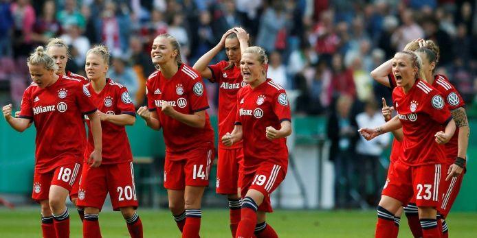 Frauen-CL: Bayern gegen Titelverteidiger Lyon, VfL gegen Glasgow