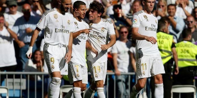 Ohne Kroos: Real Madrid feiert ungefährdetes 4:0