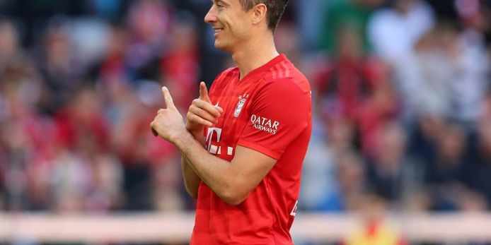 Lewandowski überbietet Müller-Rekord