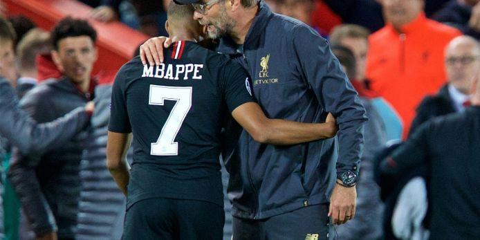 Klopp: Mbappe zu teuer für FC Liverpool