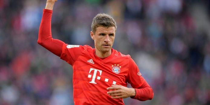 Bayern-Profi Müller mit 100. Assist