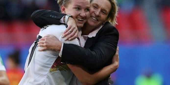 DFB-Frauen mit Last-Minute-Sieg beim Wembley-Wahnsinn