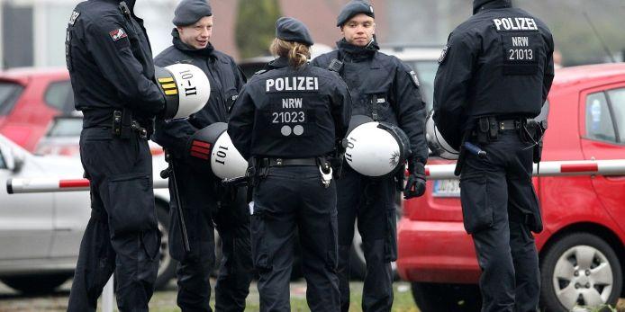 Vier Hoffenheim-Fans bei Ausschreitungen verletzt