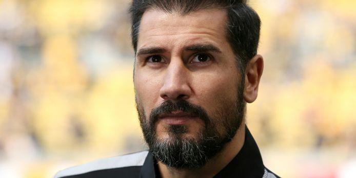 Dynamo Dresden trennt sich von Trainer Cristian Fiel
