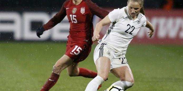 Fußball-Olympiasiegerin Kemme beendet Karriere vorzeitig