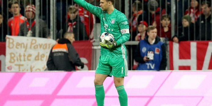 Bayern mit Neuer in Köln