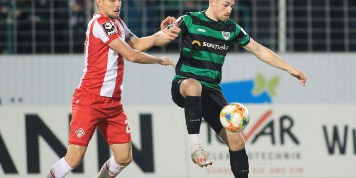 3. Liga: Münster tritt im Keller auf der Stelle