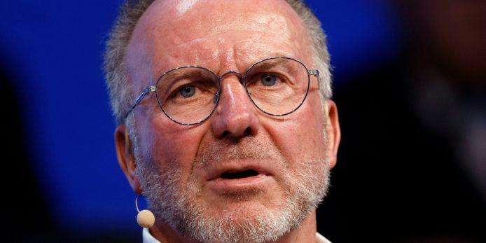 Rummenigge: Offenlegung der Spielergehälter