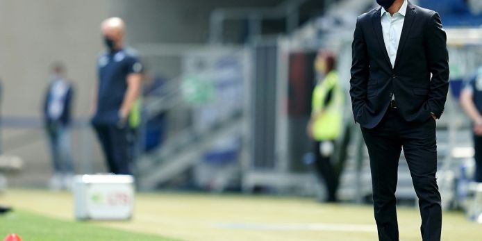 Labbadia wähnt Hertha BSC nach Derbysieg weiter im Abstiegskampf