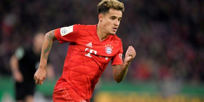 Bayern lassen Kaufoption für Coutinho verstreichen