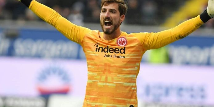 Eintracht-Keeper Trapp: