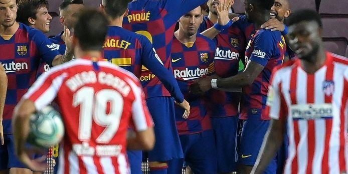 700. Messi-Tor: Barcelona erleidet Rückschlag bei Elfmeterfestival