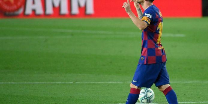 Messis Wechsel nach Mailand