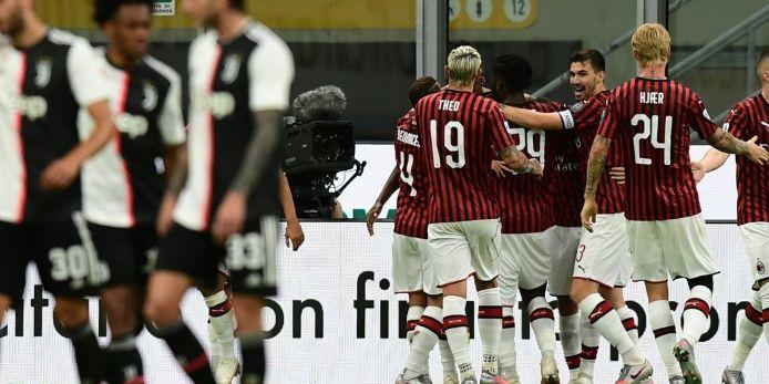 Drei Gegentreffer in sechs Minuten - Juve verspielt Führung und unterliegt Milan