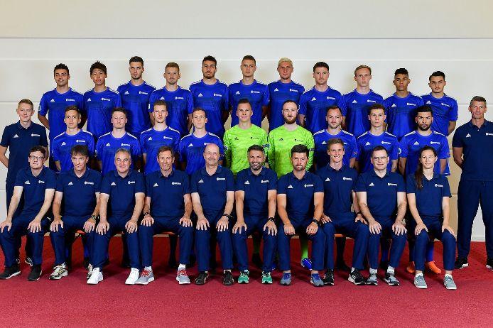 Das deutsche Regions Cup-Team