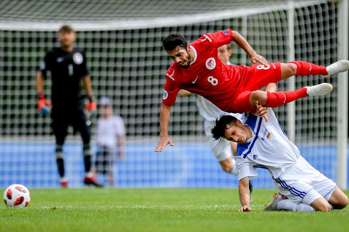 Endspiel ums Endspiel beim UEFA Regions Cup zwischen Deutschland und der Türkei
