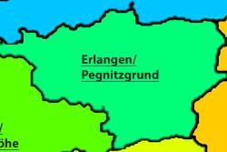 Erlangen/Pegnitzgrund