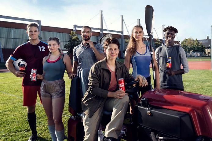 CocaCola-Vereinsgeschichte