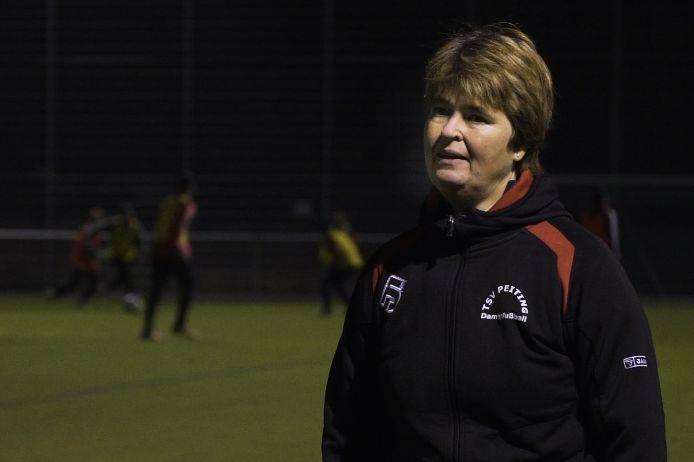 Theda Smith-Eberle vom TSV Peiting ist Kandidatin bei der Wahl Amateure des Jahres 2019.