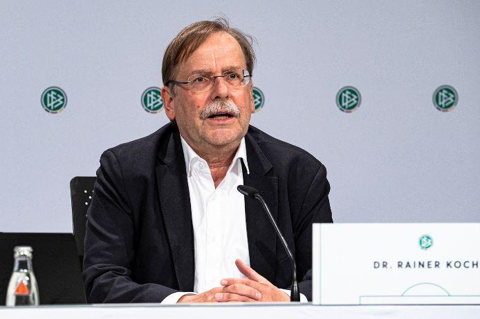 Außerordentlicher DFB-Bundestag: Rainer Koch.