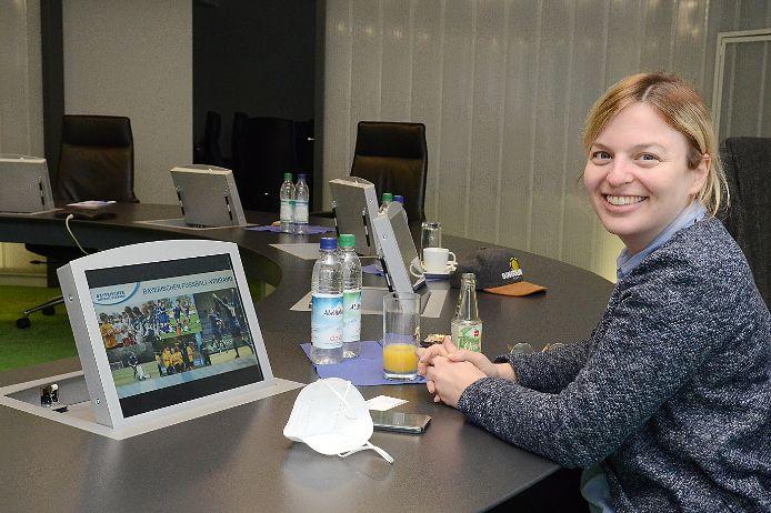Katharina Schulze, Franktionsvorsitzende von Bündnis90/Die Grünen im Bayerischen Landtag.