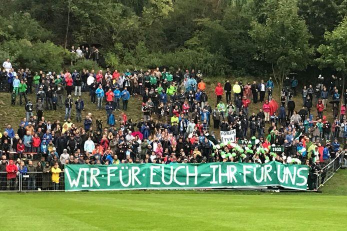 Toto-Pokal, Aiglsbach gegen 1860 München